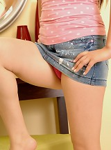satin teen panties